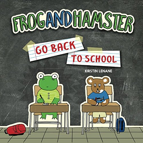 Read Online Frog and Hamster Go Back to School pdf