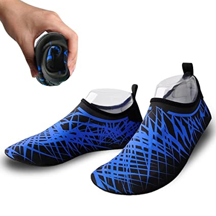 e7b904893696 Amazon.com  Bestry Barefoot Water Skin Shoes