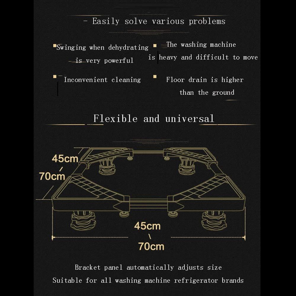 XHCPortable Lavadora de Rodillos para electrodomésticos, Carro ...