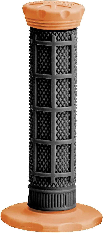 ProTaper 1//3 Waffle Micro Grips Black//Orange 025068