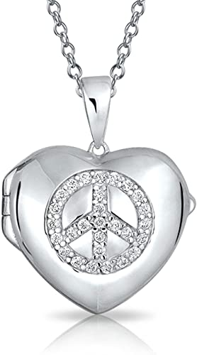 CZ Celestial Star Floating Charm For Our Glass Memory Locket Necklaces