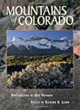 Mountains of Colorado, Richard D Lamm, Eric Wunrow, 1558684700