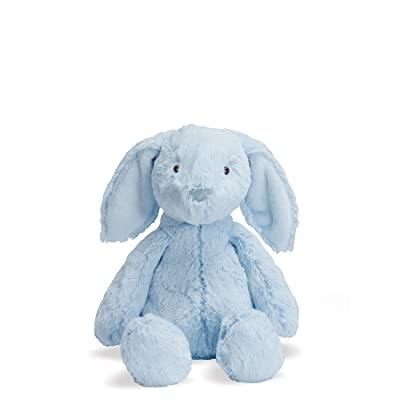 "Manhattan Toy Lovelies Blue Bailey Bunny Stuffed Animal, 6"": Toys & Games"