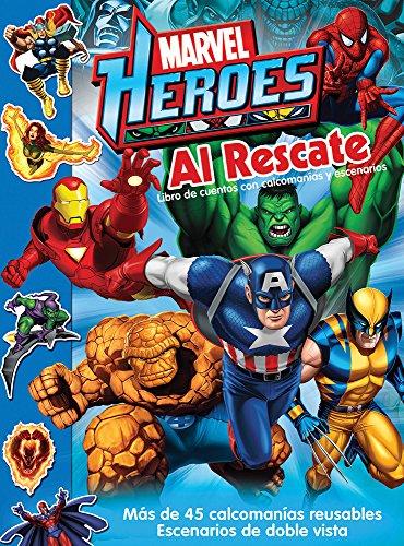 marvel-heroes-al-rescate