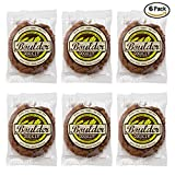 Boulder Bake Double Chocolate Chip Cookie, Grain and Gluten Free, Paleo, Vegan, Soy Free, Non GMO, Loy Glycemic, Low Carb, High Protein (6 pack) Review