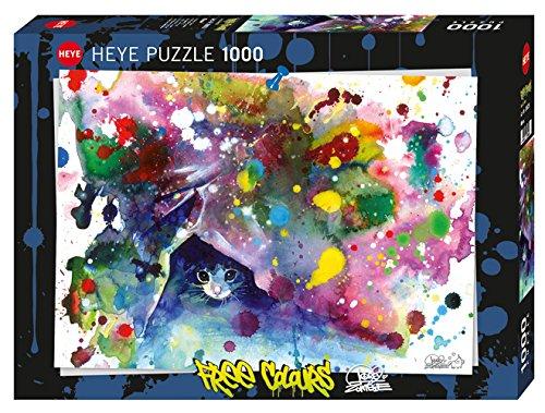 Heye 29825 Meow Puzzles