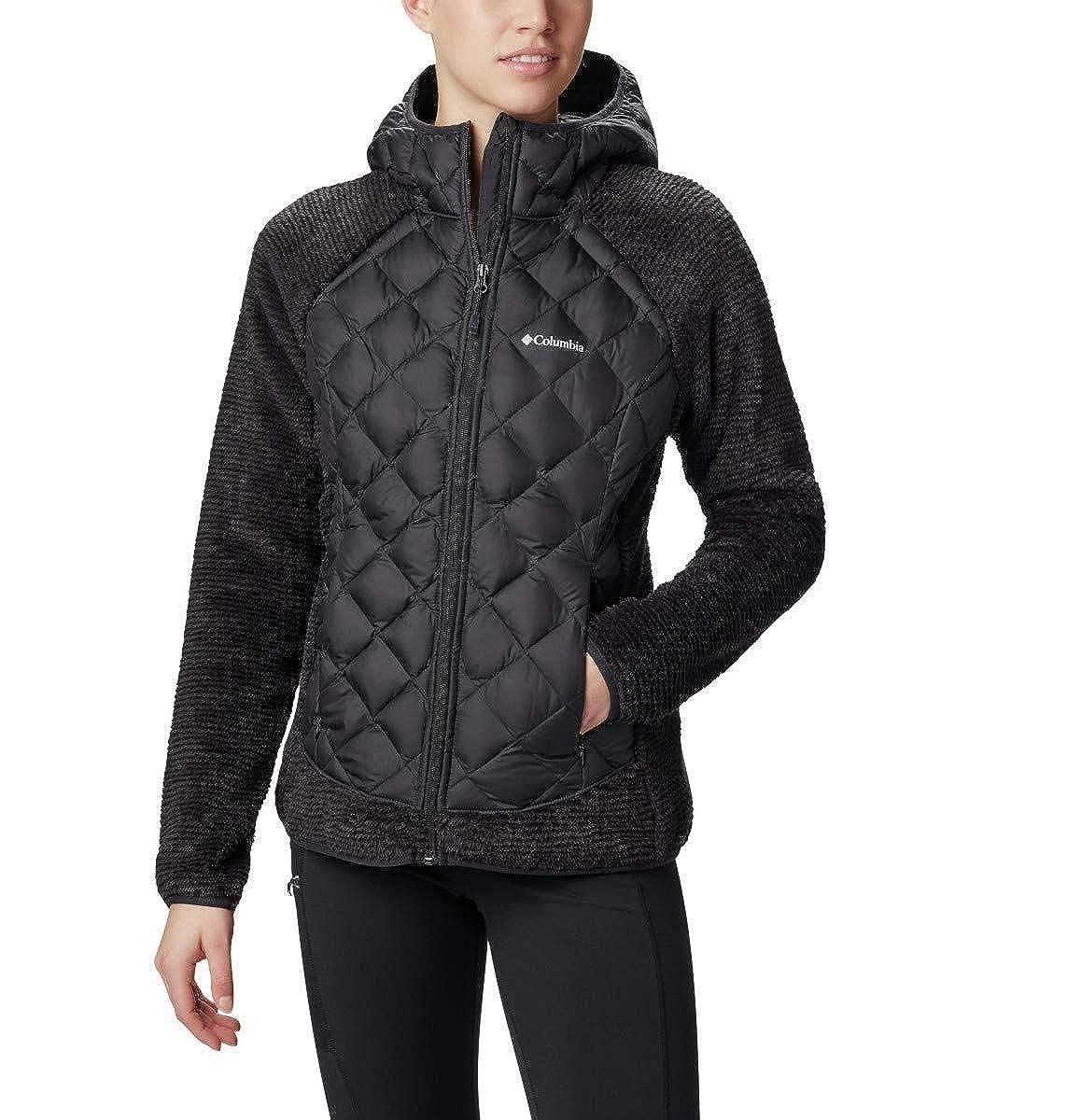 Columbia Damen Techy Hybrid Fleece-Weste