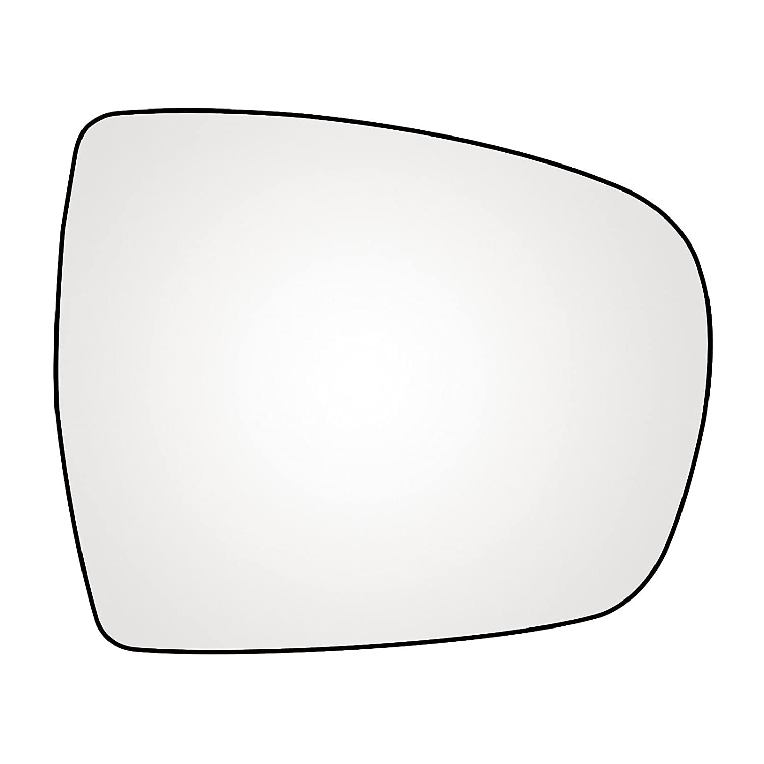 MASO Right Driver Side HEATED WING DOOR MIRROR GLASS