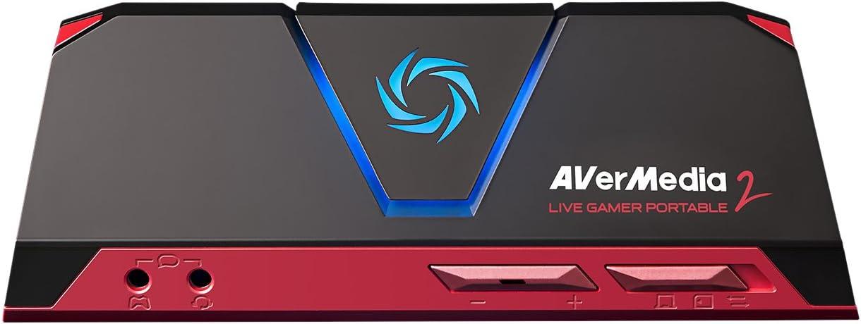 AVerMedia GC510 Live Gamer Portable 2: Amazon.es: Informática