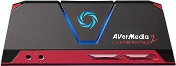 AVerMedia Live Gamer Portable 2 USB 2.0 Video Capture Adapter