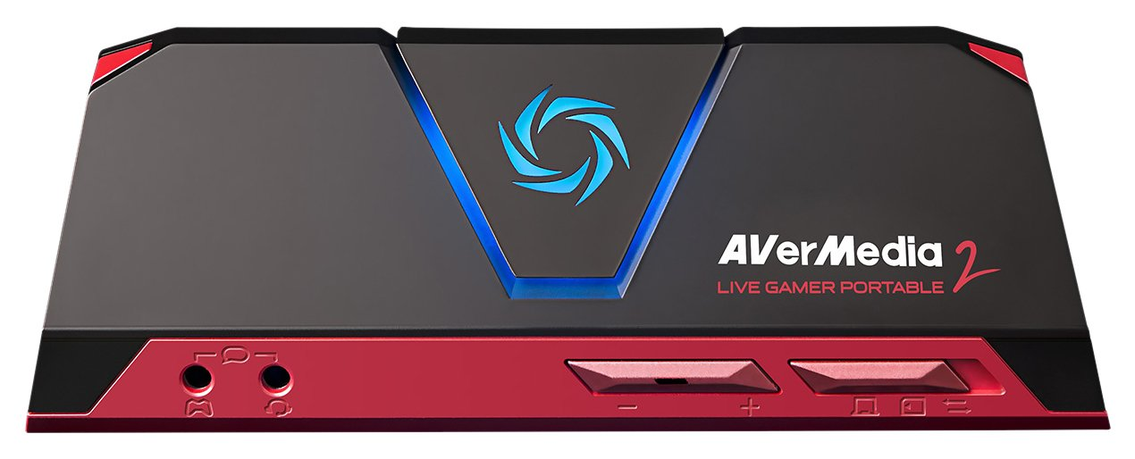 AVerMedia Live Gamer Portable Capturadora de vídeo Full HD p sin PC