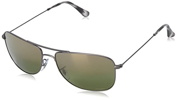 0d076991c95 Ray-Ban Polarized Aviator Unisex Sunglasses - (0RB3543029 6O59