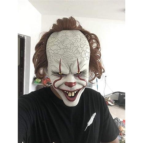 LFIWN 50 unids/Lote Máscara tardía con Peluca Máscara de ...