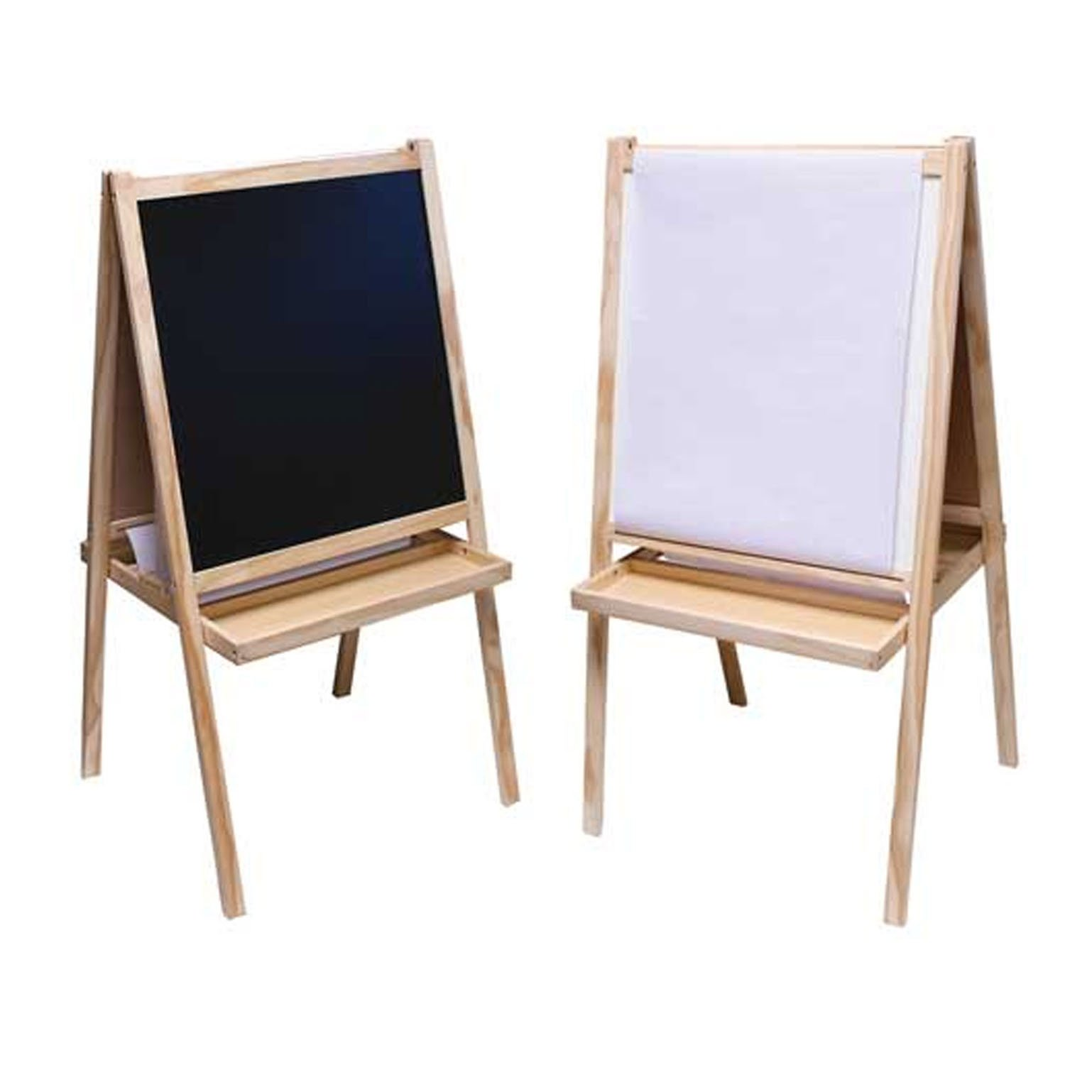 Art Alternatives Young Artist Easel,Brown