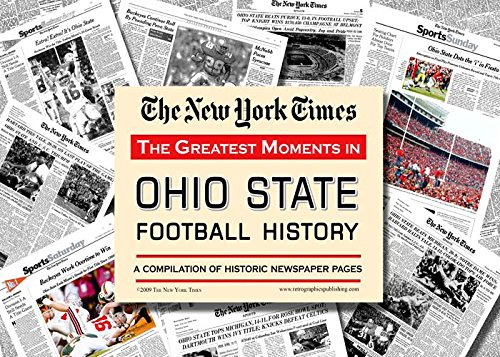 New York Times Greatest Moments in Ohio State History
