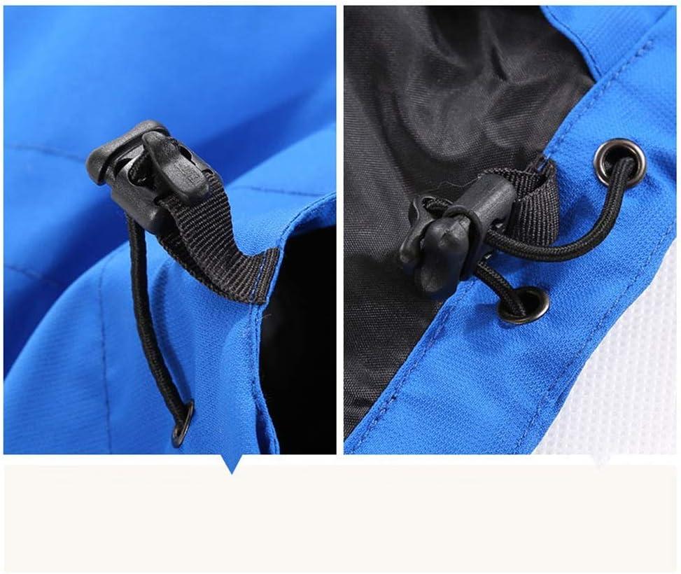 AUMING Homme Veste de Ski Vent Imperm/éable Manteau Coupe de Manteaux imperm/éable de Ski avec Les Poches de Fermeture /à glissi/ère Le Manteau dhiver des Hommes Multicolores de Veste douatine