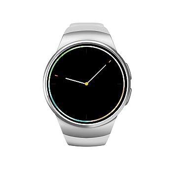 Reloj Inteligente Electrónico Reloj Del Teléfono Hombre Smartwatch Fossil Mujer Hombre Bluetooth Reproductor De Música FERFQE18: Amazon.es: Electrónica