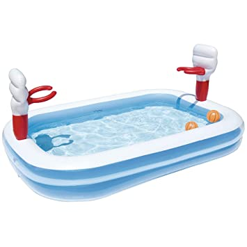 Piscina de juegos hinchable Bestway BASKETBALL PLAY POOL ...