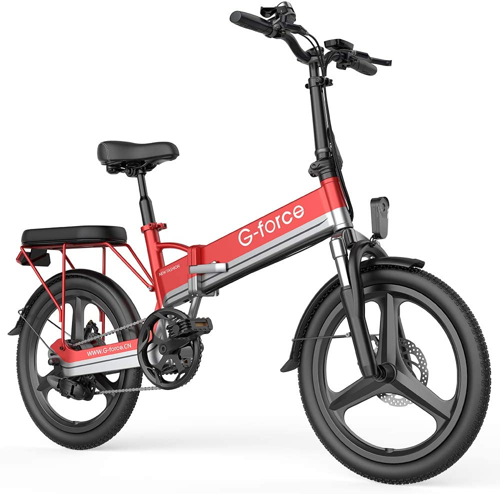 G-Force T13 folding electric bicycle