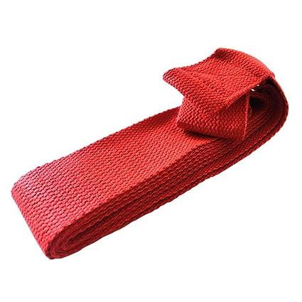 AFfeco Correa para esterilla de yoga, algodón premium o ...