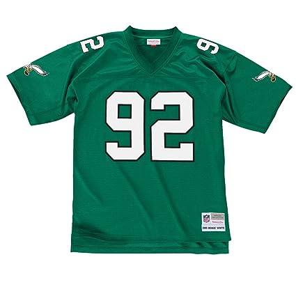 832fc4911da Amazon.com   Mitchell   Ness Reggie White Philadelphia Eagles ...