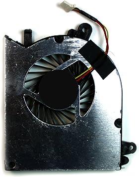 Power4Laptops Ventilador CPU para Ordenadores portátiles ...