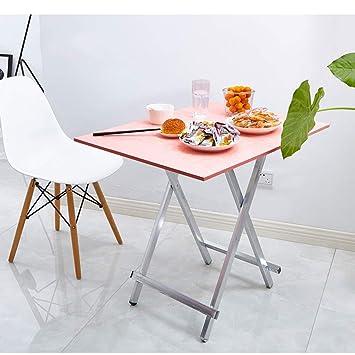 Práctica mesa multifuncional. Mesa plegable portátil de Leqi ...