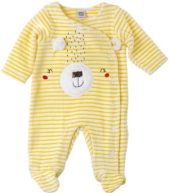 Tuc Tuc 38043, Pelele para Bebés, Amarillo, 68 (Tamaño del Fabricante: