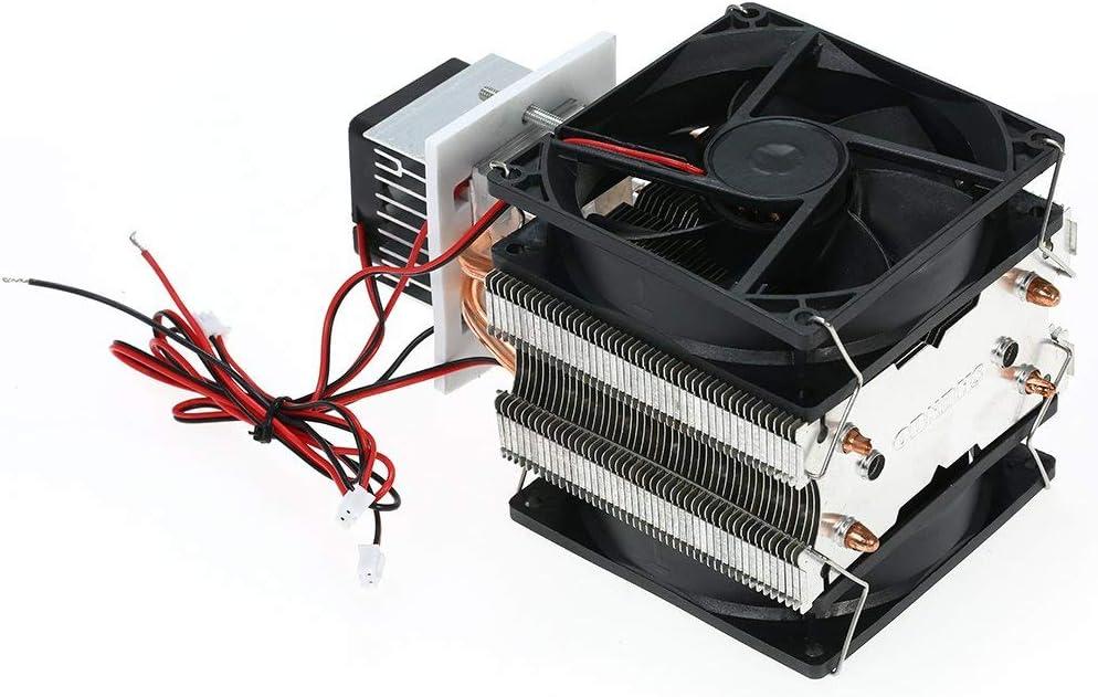 ZXY-NAN 12V 6A DIY Refrigeration Semiconductor Kit Electronic Cooler Dehumidifier Cooling Module Module