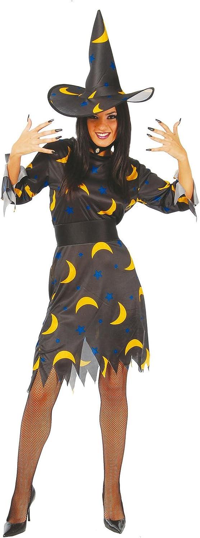 Disfraz Adulto BRUJA LUNA: Amazon.es: Juguetes y juegos