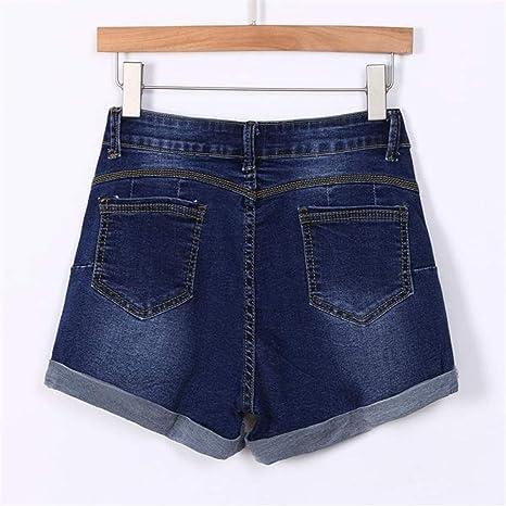 Amazon.com: Pantalones vaqueros cortos para mujer, para ...