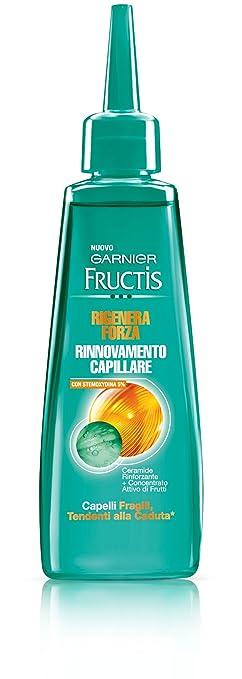 14 opinioni per Garnier Fructis Rigenera Forza Lozione Rinnovamento Capillare senza Risciacquo
