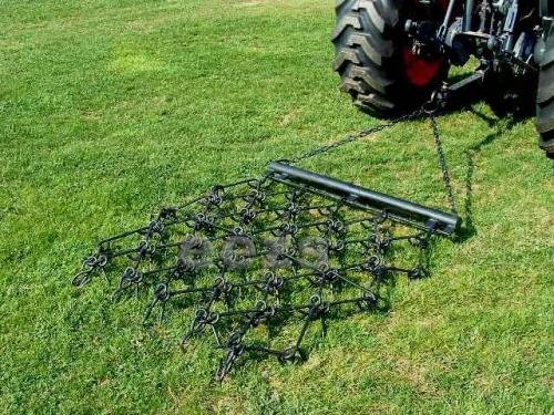 Chain Harrow 4' x 4' Variable Action Drag - Overall Length 90''