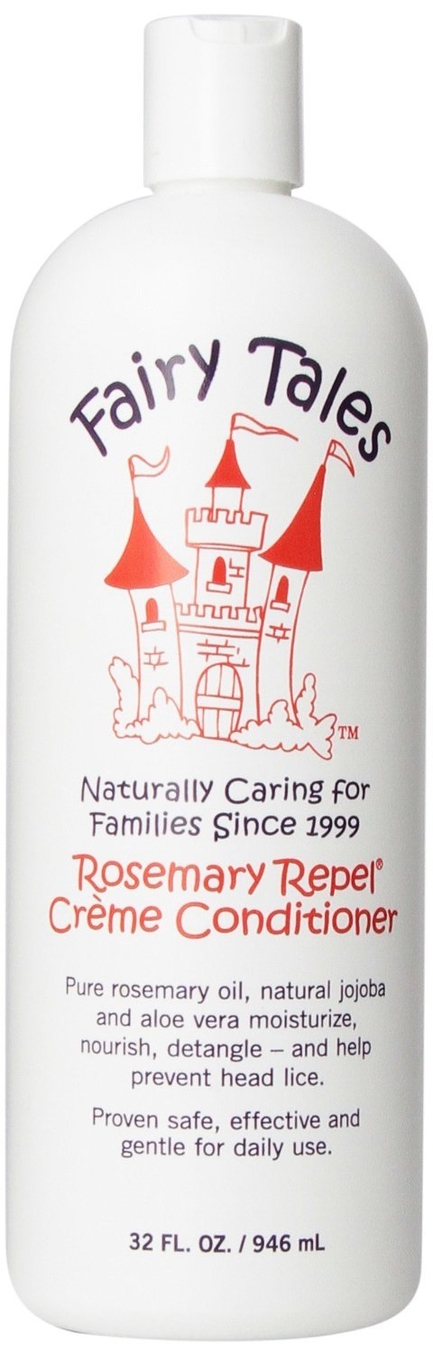 (1) Fairy Tales Rosemary Repel Creme Conditioner - 32 oz 4- Month Supply & a FREE Gift!