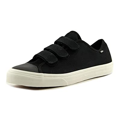 8c41ca90fc3 Vans Unisex Shoes Prison Issue Black Off White Fashion Sneaker (3.5 Men s 5