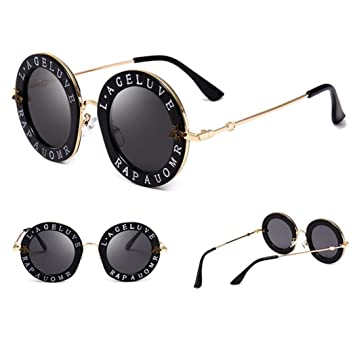 Rosiest Gafas de Sol para Mujer, Estilo Retro, Vintage ...