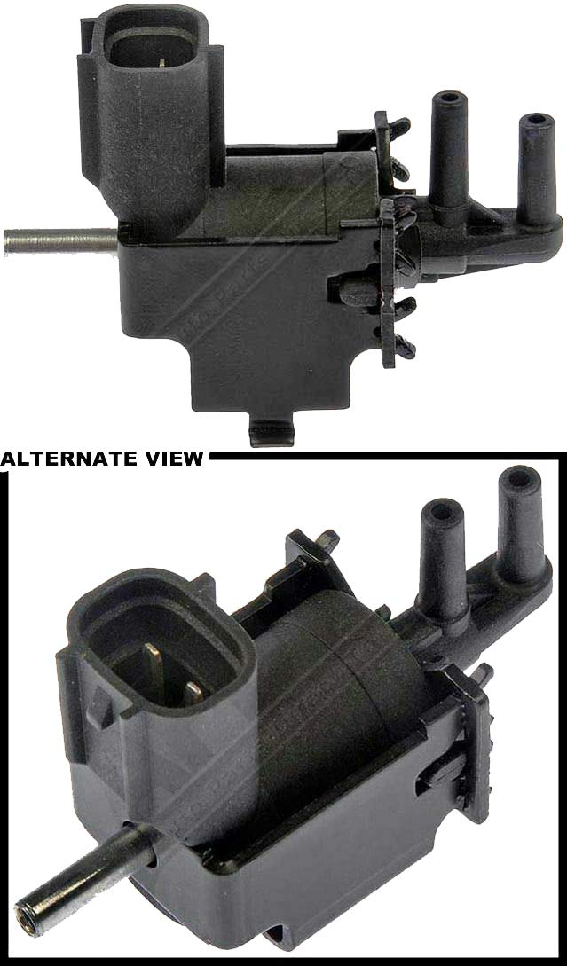 022713 Vacuum Solenoid Valve Fits 97-01 Camry, 98-00 RAV4, 99-01 Solara by Unknown