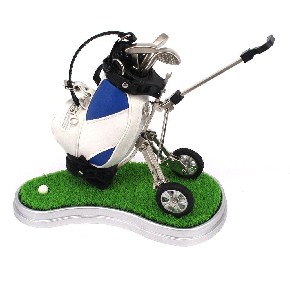 Amazon.com: HKOO - Soporte para bolígrafos de golf con bolsa ...