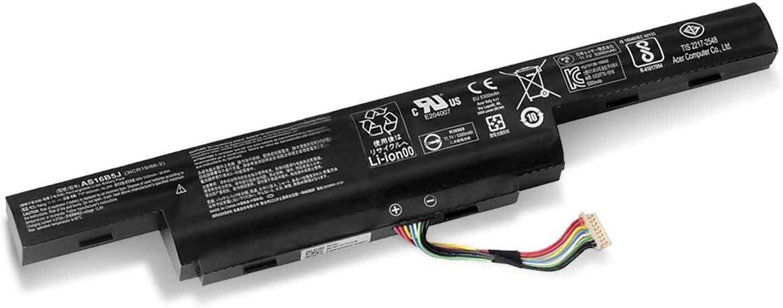 """AS16B5J AS16B8J Laptop Battery for Acer Aspire 15.6"""" inch E5-575G E5-575G-53VG E5-575G-75MD E5-575G-5341 Series Notebook 3ICR19/66-2 3INR19/66-2 11.1V 62.2Wh 5600mAh"""