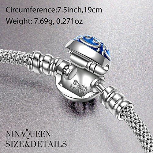 Buy sterling bracelet mesh