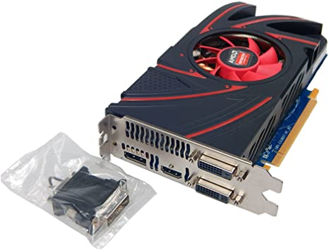 Amazon.com: AMD Radeon R9 270 2 GB, HDMI, DP DVI PCIe Video ...