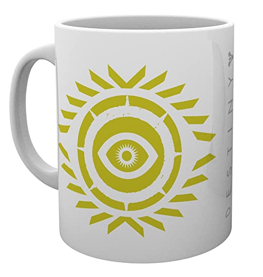 GB eye, Destiny 2, Osiris Logo, Taza: Amazon.es: Hogar