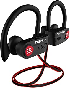 AirPro |display+| True Wireless Earbuds Bluetooth 5.0 - TWS Wireless Bluetooth Earphones with Charging Case – IPX5 Waterproof in-Ear Earphones for Sports Running Workout Women Men & Kids AirPods style
