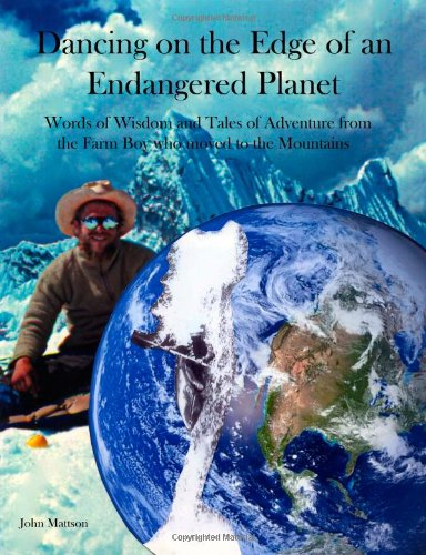 Download Dancing on the Edge of an Endangered Planet pdf