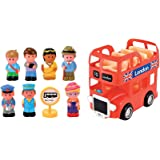 Early Learning Centre Figurines Happy Land London Bus