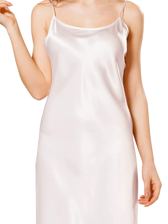Long Silk Nightdress Premium Quality 100/% Silk ElleSilk Womens Silk Nightgown