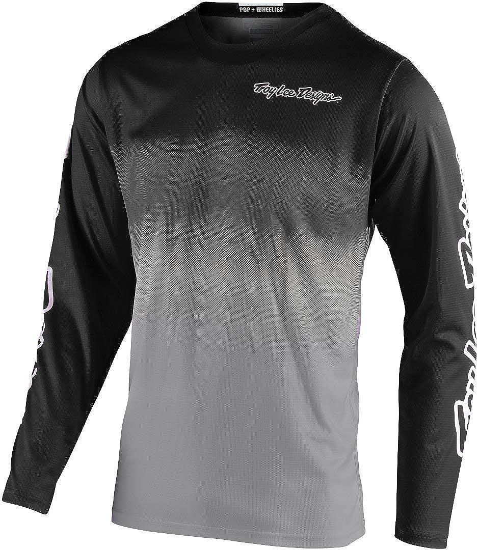 Black//Grey 2020 Troy Lee Designs GP Jersey Staind