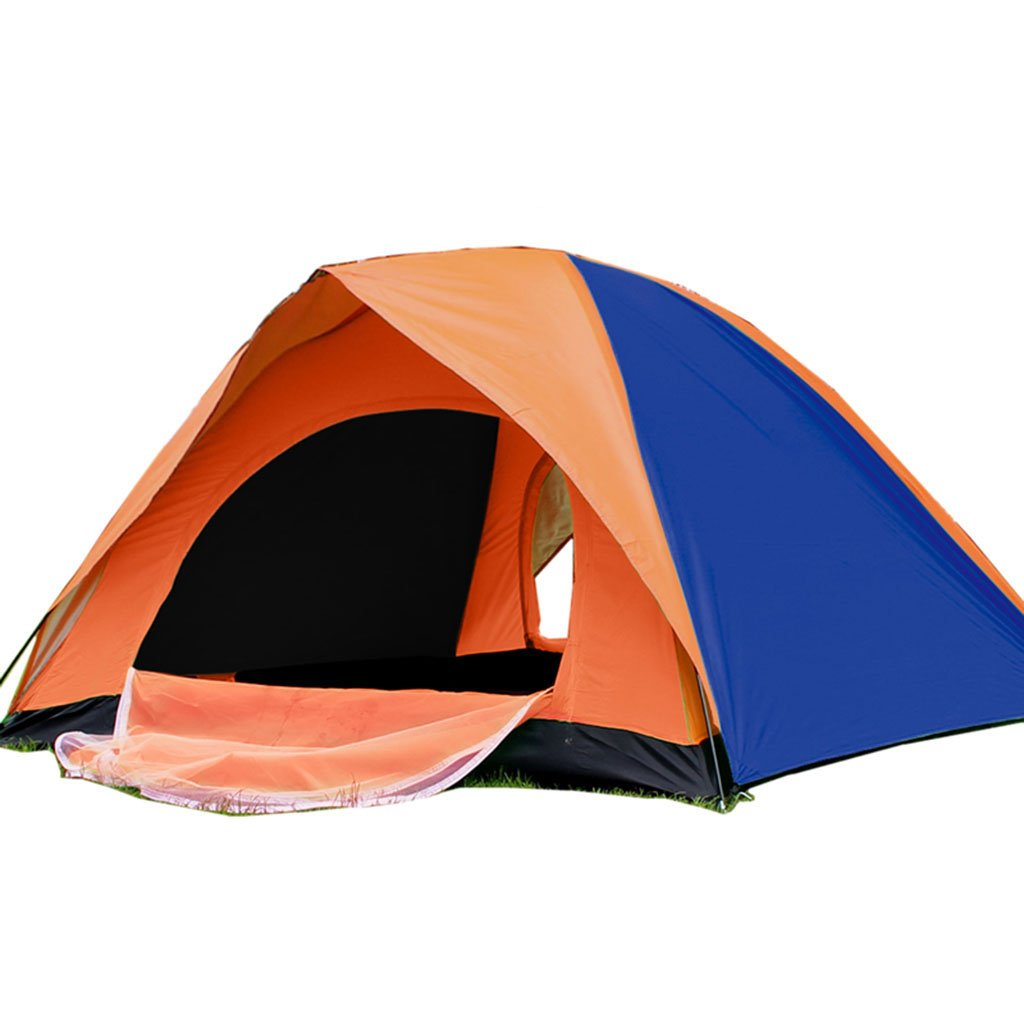 Tent-GXL GXL Zelt, Feld Manual Build Individual 2 Personen 3-4 Personen Outdoor Family Selbstfahrende Tour Camping Campingzelt