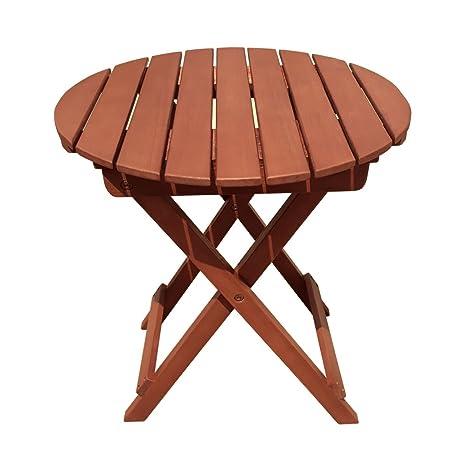 Garden Pleasure Table De Jardin Ronde Hanford ø45 X H50 Cm
