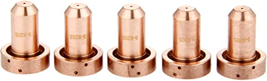 SL60 SL100 Plasma Cutting Torch 9-8232 9-8208 Electrode Tips Nozzle PKG-40